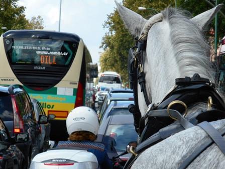 Horsepower in Sevilla